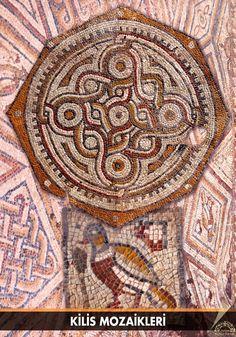 Kilis Mozaikleri - Kültür Portalı - Medya Kütüphanesi