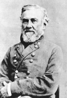 """William Nelson Pendleton. (1809-83)  Virginia.  USMA Class of 1830  (Artillery). """"Parson"""" Pendleton was a teacher, an Episcopal priest, and soldier.  Served as Lee's chief of artillery for several years.  Wounded twice, kicked by a mule, and skittish in several engagements, he finished the war in charge of reserve ordnance."""