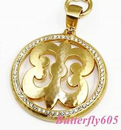 Other Fashion Jewelry 499: Brighton Versailles Royale Long Gold Necklace - Nwt $100 BUY IT NOW ONLY: $71.99
