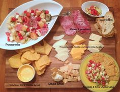 Cafe Vita: Cheese Board ~ Antipasti ~ Charcuterie with recipes