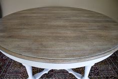 58 Water Street: Driftwood Table