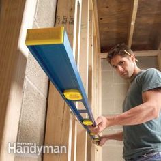 How to Straighten Bowed Stud Walls | The Family Handyman
