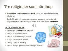 De abrahamitiska religionerna - ppt video online ladda ner
