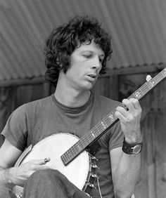John Hartford - I love this picture