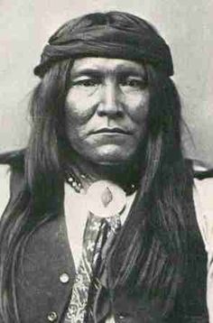 Chief Cochise - Apache