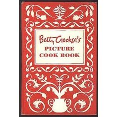 I keep asking my Mom for recipes and a lot of them came from this classic cookbook