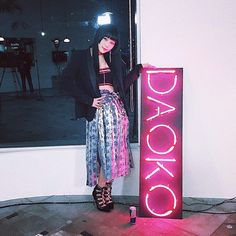 "4,015 curtidas, 26 comentários - DAOKO (@daoko_official) no Instagram: ""LINE LIVE presents DAOKO THE RADIO 「拝啓グッバイさようなら」特別編 ありがとうございました。…"""