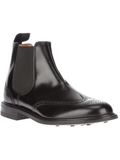 CHURCH'S Ankle Length Boot