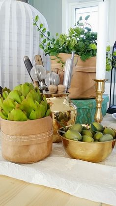 Tyrifryd Utensils, Planter Pots, Dining Room, Table Decorations, Furniture, Kitchen, Home Decor, Cooking, Decoration Home