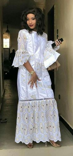 African Dress Patterns, African Wear Dresses, African Wedding Dress, Latest African Fashion Dresses, African Print Fashion, African Attire, Tribal Fashion, African Lace, African Women