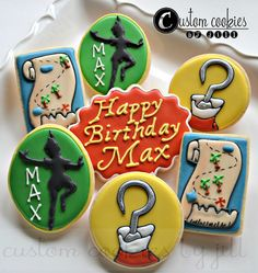 Peter Pan cookies | Flickr - Photo Sharing!