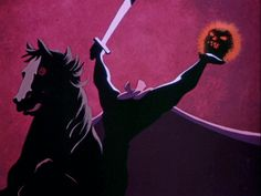 I looove the legend of sleepy hollow!!! It takes me right back to Halloween when I was just a wee little holly!