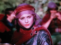 "Olivia deHavilland in ""The Adventures of Robin Hood"" 