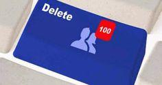 كيف تحذف اصدقاء الفيسبوك دفعة واحدة | كيف 24