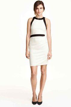 Vestido ajustado   H&M