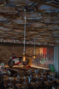 Criniti's restaurant, Sydney, Australia designed by Il Fanale Restaurant Lounge, Ceiling Lights, Sydney Australia, Lighting, Frame, Interior, Projects, Restaurants, Design