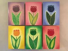 Tulips in Bloom Collection Lustre Art Prints 5x7 and Up