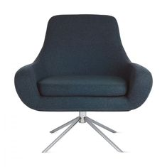 Noomi Swivel Chair by Design Within Reach