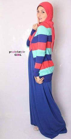 hijab maxi dress 18 s