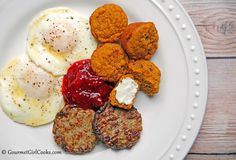 """Gourmet Girl Cooks: First """"Fall Weekend Breakfast"""" - Low Carb & Sugar Free"""