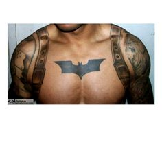 I'm in love with this Batman tattoo