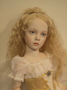 Misuzu Maru Doll Studio Blog  another beautiful doll