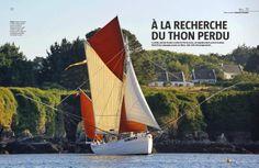 Elisabeth Schneider Photographe:   Le Dernier Thonier de Groix - 2014 - V & V.