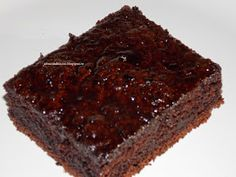 Absolut Delicios - Retete culinare: NEGRESA Chocolate Crinkle Cookies, Chocolate Crinkles, Nutella Ganache, Romanian Food, Cheesecake Brownies, Gingerbread, Caramel, Sweets, Candy
