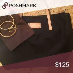 Kate Spade purse and bangle bundle!! Great deal! kate spade Bags Mini Bags