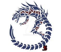 Glavenus Circular Emblem by Zanshinretsu.deviantart.com on @DeviantArt