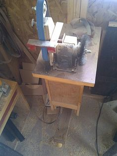 Cheap solution for bench grinder?
