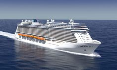 Norwegian Joy 喜悦号 è la prima nave NCL destinata alla Cina