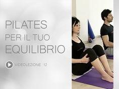 Video Pilates Lezione 12 | Pilates per il tuo Equilibrio