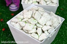 Fairy Dust Pistachio Muddy Buddies