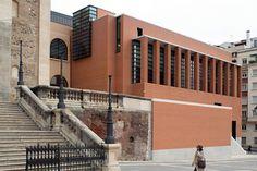 The Prado Extension, Madrid  Spain - Rafael Moneo, Thomas Mayer Designers this Gallery (y)