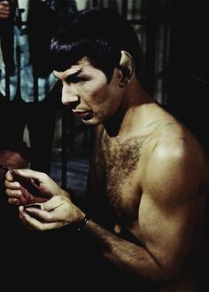 Spock.  You're Welcome :)