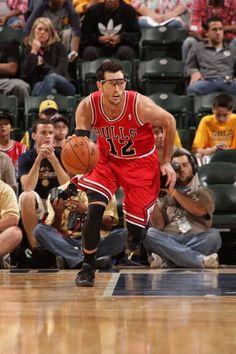 kirk hinrich pushing the ball. Austin Abbring · Chicago Bulls ae3a73ac7