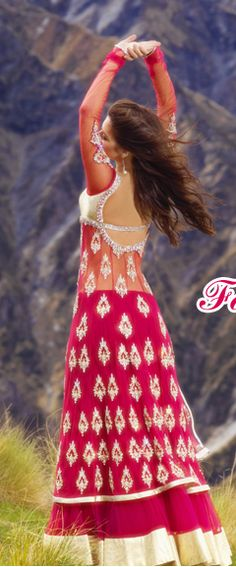 oh dancing in the mountains, so bollywood