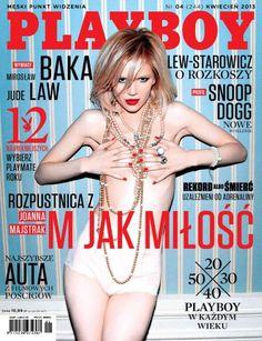 Playboy Poland - April 2013