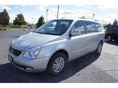 2014 Kia Sedona LX LX 4dr Mini-Van LWB Mini-Van 4 Doors Silver for sale in Bend, OR Source: http://www.usedcarsgroup.com/used-kia-for-sale-in-bend-or