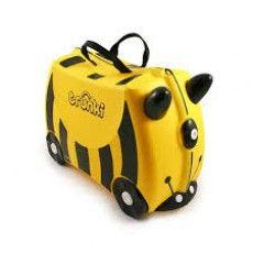 Trunki - Ride on Suitcase (Bernard Bee)