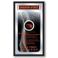Oregon State Beavers Fight Song Mirror - SportsFansPlus.com. Visit website for bonus coupon!