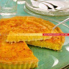 Receita de Torta cremosa - guia da cozinha