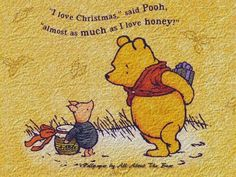 Image result for winnie the pooh christmas quotes