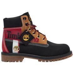 Timberland Heels, Timberland Outfits, Timberland Style, Custom Timberland Boots, Timberland Fashion, Jordan 13 Shoes, Tennis Shoes Outfit, Waterproof Boots, Timberland Waterproof