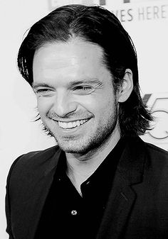 That smile though...sigh...