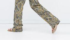 Tendenze moda estate 2015: tornano i pantapalazzo