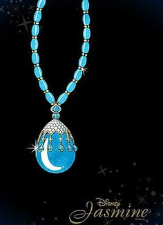 """Chopard gets Christmassy and launches """"Disney Princess Collection"""" - Jasmine  #disney #disneyjewelry #chopard"""