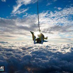 Skydive Empuria Brava boven de Costa Brava nabij Barcelona. Een tegekke spot voor een tandem skydive! Klik om de skydive te boeken