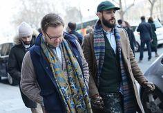 Tommy Ton's Street Style: Paris   GQ